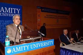 Amity Institute of Telecom Technology Management Seminar
