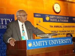 Amity Institute of Travel and Tourism Seminar