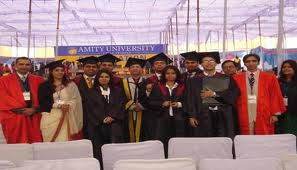 Amity Institute of Travel and Tourism Convocation