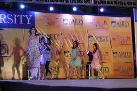 Amity School of Fashion Technology Fashion Show