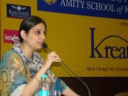 Amity School of Fashion Technology Seminar