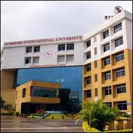 Symbiosis Centre for Management and Human Resource Development (SCMHRD) Main Building