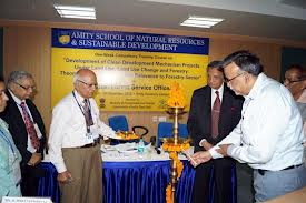 Amity School of Natural Resources and Sustainable Development Inaugration