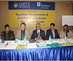 Amity School of Urban Management Seminar