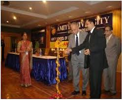Amity School of Distance Learning Inaugration