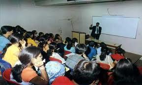 K P B Hinduja College of Commerce Classroom