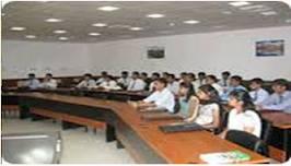 Capital Business School Classroom
