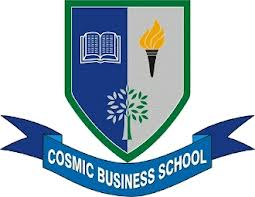 Cosmic Business School (CBS) Logo