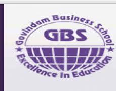 Govindam Business School Logo