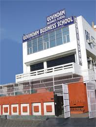 Govindam Business School Main Building