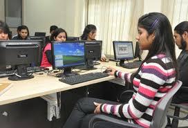 Indian Retail School Computer lab