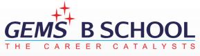 Gems B School Logo