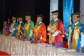 Ramaiah Institute of Management Studies (RIMS) Convocation Day