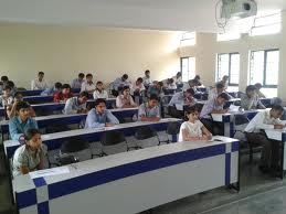 T. John Group of Institutions Classroom