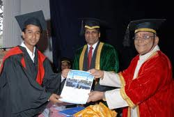 Indian Academy Group of Institutions Convocation Day