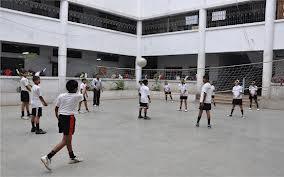 Abhinav Education Societys Abhinav College of Pharmacy Playground