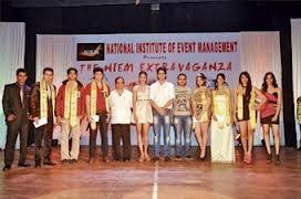 National Institute of Event Management (NIEM) College event