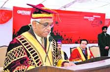 Chitkara Institute of Enginerring and Technology Convocation Day
