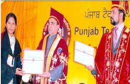 Bhai Gurdas Institute of Management and Technology Convocation day