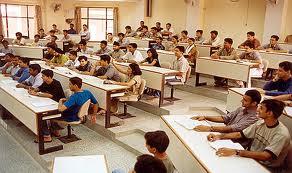 IIM Lucknow Classroom