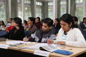 IIM Shillong Classroom
