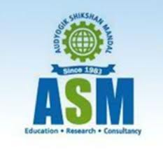 ASM Institute of Business Management Logo