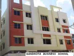 GBS - Gandikota Business School Main Building