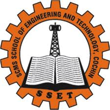 SCMS School of Engineering and Technology (SSET) Logo