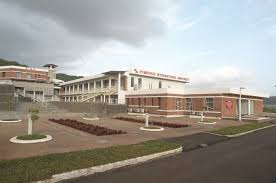 Symbiosis Institute of Operations Management Main Building