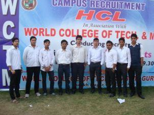 Recruitment Cell