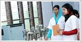 A J College of Pharmacy Scienece Lab