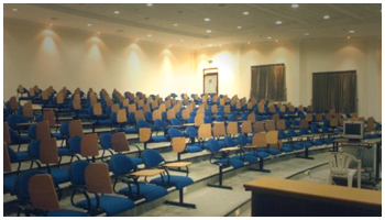 A P S College Of Engineering Seminar Hall