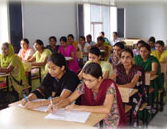 A P S College of Nursing Classroom
