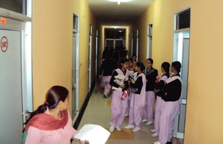 A P S College of Nursing Hospital
