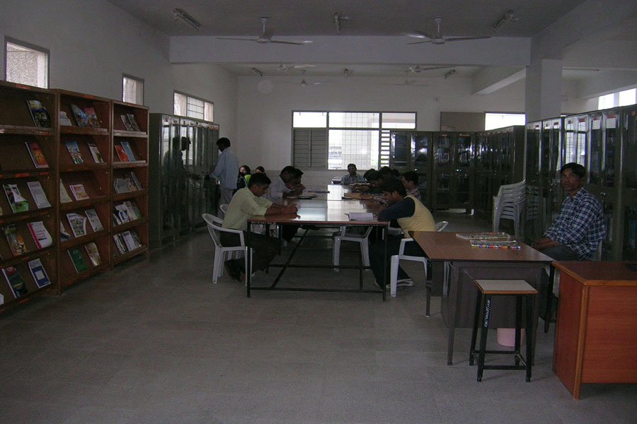 A.D. Patel Institute of Technology Library