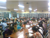 A.E.S National College Library