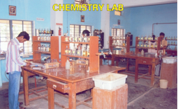 A.E.S National College Science Lab