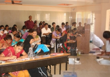 A.G.M Rural College Of Engineering And Technology Classroom