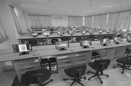 A.J. Institute of Management Computer Lab