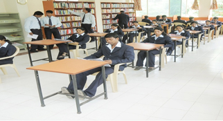 A.J. Institute of Management Library