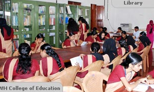 A.W.H College of Education Library