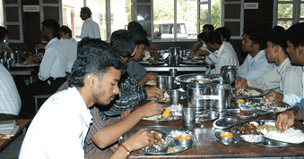 Aalim Mohammed Salegh College Of Engineering Canteen