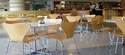 Aashlar Business School Canteen