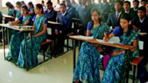 Abhinav Education Society's Institute of Management and Research Classroom