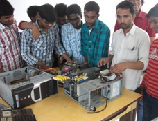 ACE Engineering College Science Lab