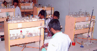 ACTS Degree College Science Lab
