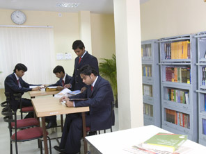 Adarsh Business School(ABS) Library
