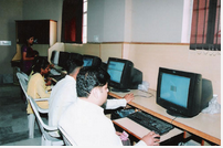 Adarsh College of Education Computer Lab
