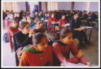 Adarsh College of Education Classroom