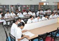 Adarsh College of Nursing Library